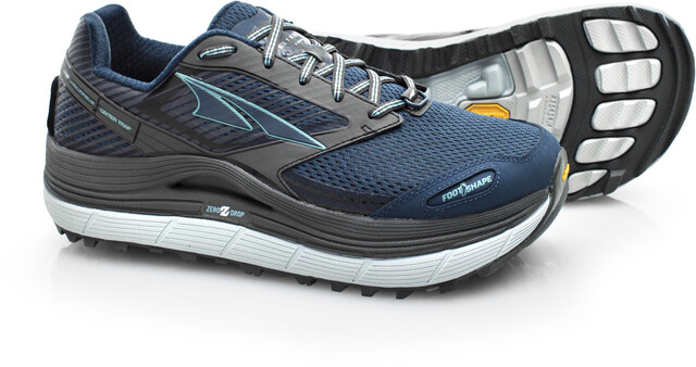 Altra Olympus 2.5 Trail Running Shoes Dame blue